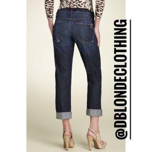 Boyfriend Crop Jeans size 26